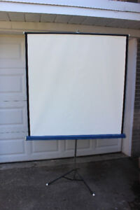 movie projector screen for sale