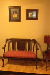 Settee, entry bench...make a reasonable offer!