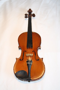 Violins and collection of partitions