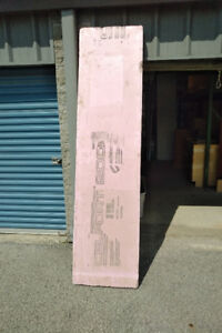 "Extruded Polystyrene Foam Insulation - Rigid, 2' x 8' x 3"" (1)"