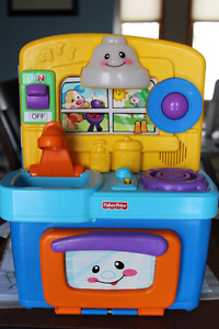 Fisher Price Laugh n' Learn Kitchen