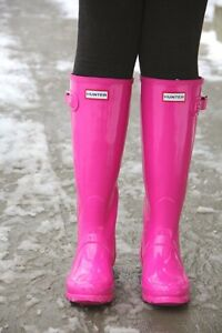 Looking for a pair of Pink Hunter Boots St. John's Newfoundland image 2