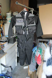 police costume one piece
