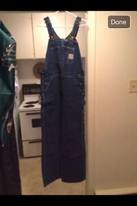 Cathcart coveralls