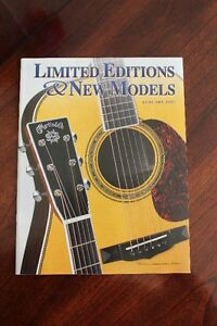Martin & Co. 2007 Limited Editions & New Models Catalog