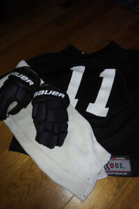 Kids Hockey gloves