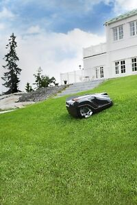 Husqvarna Automower - Purchase a perfect lawn, not a lawn mower