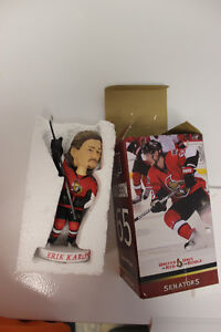 2014-15 - Ottawa Senators - Erik Karlsson bobble head