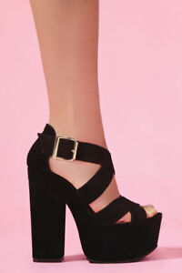 New Nasty Gal Platforms for Sale!