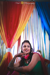 East Indian Wedding Photo/Video Coverage $899