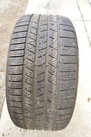 ONE TIRE ONLY Continental Cross Contact Winter 295-35R21