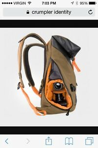 Crumpler Waterproof Camera Backpack Kitchener / Waterloo Kitchener Area image 2