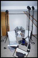 Photography Studio Kit