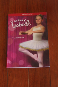 American Girl Of The Year Isabelle Book
