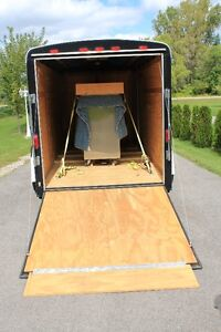 Mobile Sport O Zone Equipment and Cargo Trailer for Sale. London Ontario image 4
