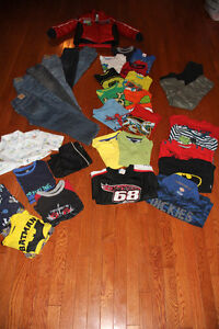 Boys clothing lot - size 5