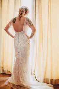 """Sottero and midgley wedding dress """"lola""""  Windsor Region Ontario image 1"""