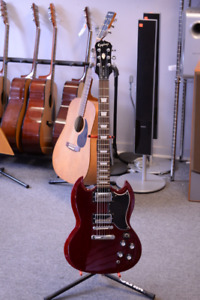 2001  Epiphone SG Standard Electric Guitar - GREAT CONDITION