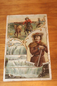 Old Arbuckle Bros. Coffee Company Advertising Cards London Ontario image 7