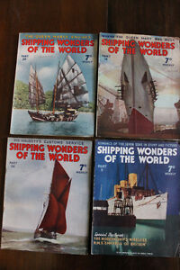 Shipping Wonders of the World rare Vintage Complete collection