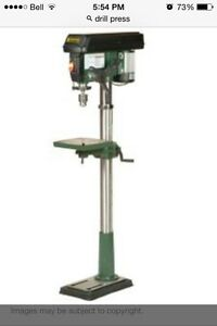 Looking for a drill press