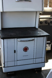 Beautiful Antique Wood Cookstove