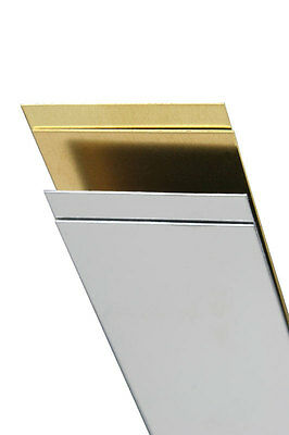 Kamps 0.028 In. X 1 In. W X 12 In. L Stainless Steel Metal Strip