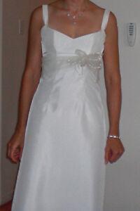 Custom made wedding dress - Robe de marié unique