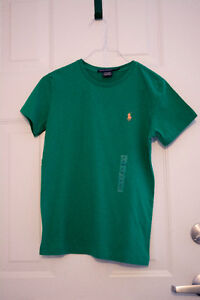 Brand New Women's Green Ralph Lauren T-Shirt