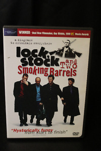 Lock, Stock & Two Smoking Barrels DVD