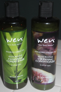 WEN SHAMPOO / CONDITIONER (safe & natural by CHAZ DEAN)