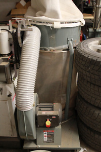 King Industrial KC-3105C 1200 Cfm Dust Collector