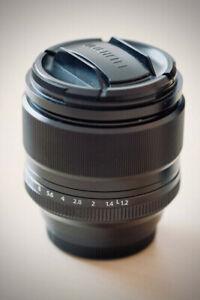Fujifilm XF 56mm f/1.2 R Lens [fuji, fujinon]