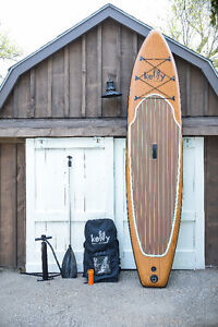 Inflatable Stand Up Paddle Boards for Sale by Kelly Paddle Board