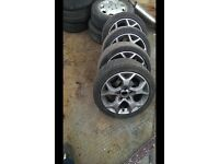 Vauxhall Astra alloys for sale