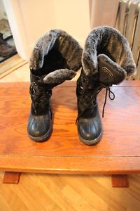 Chaussures d'hiver pour femme Aquatherm taille 9