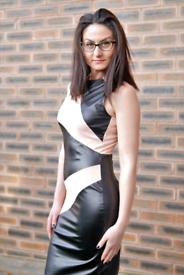 ZELIA WET LOOK MIDI DRESS Perfect party wear bodycon midi dress