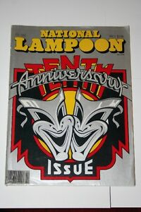 National Lampoon FEB 1980 ANNIVERSARY Belleville Belleville Area image 1