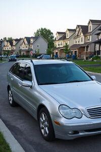 2002 Mercedes-Benz C-Class NEGO