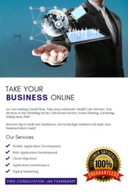 Website / Mobile App Design / Development / Support