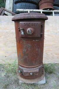 Old Quebec wood stove!!