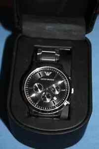 Emporio Armani Men's Watch AR2434 Chronograph Stainless Steel