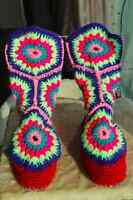 Colorful and Warm, Homely Slippers.