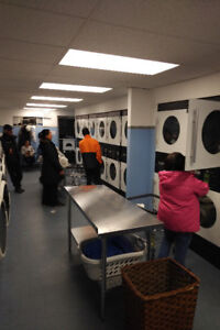 Coin Laundromat for Sale - North York South of Yorkdale