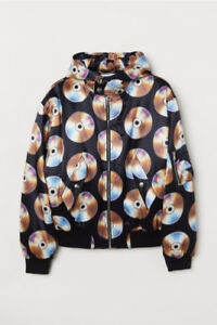 H & MOSCHINO Lightly padded bomber jacket in satin