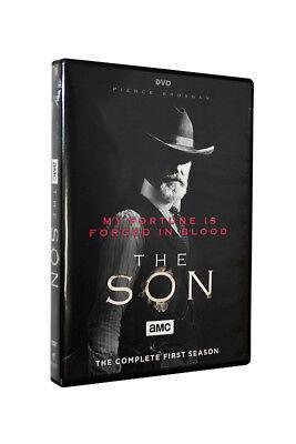 The Son Season 1 3Dvd  2017  Brand New Sealed