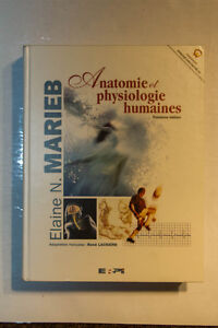 Anatomie et physiologie humaines - Marieb, 3e Ed.