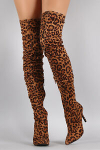 SEXY over-the-knee boot NEW!!! Size 7