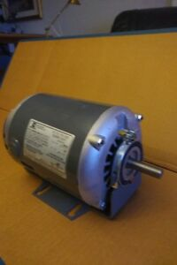 Electrical Motor - Various Models, 1/6 to 3/4 HP, New & Used