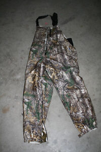 Realtree Reversible Insulated Bib